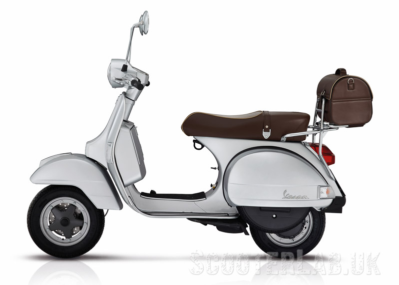 Happy days with 70th anniversary Vespa | SCOOTER NEWS