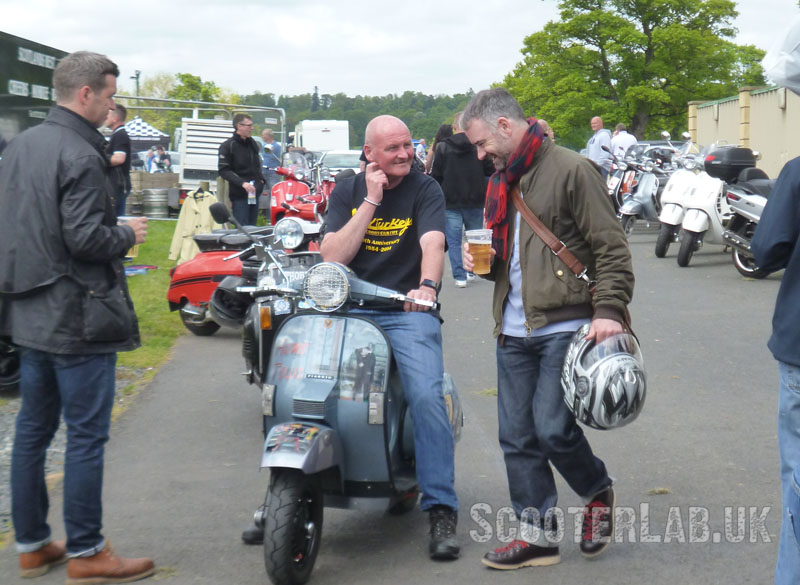 Kelso National Scooter Rally   RETRO RALLERY