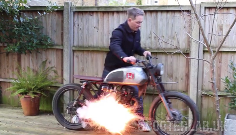 Dare you fit an exploding alarm? | GIZMO NEWS