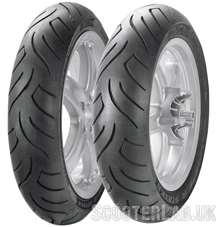 New sizes Avon scooter tyres | COMPONENT NEWS