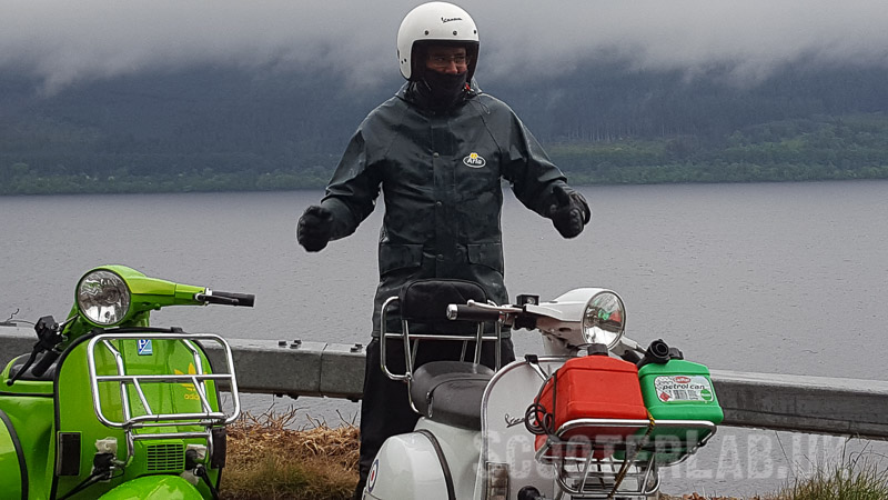 John O' Groats to Lands End by Vespa | FEATURE