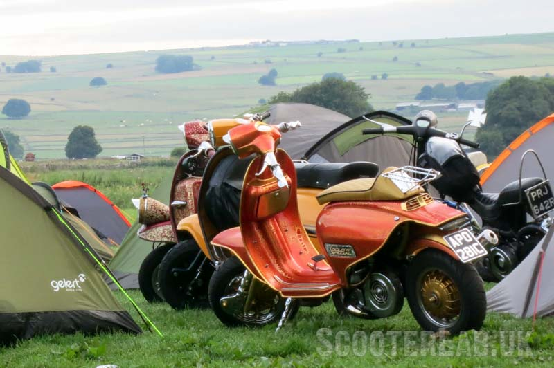 VFM Strictly Scooters 2016 – Bull i'th Thorn   RALLERY