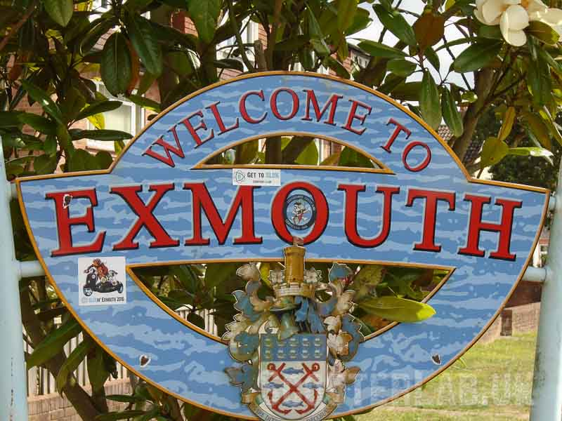 Exmouth BSRA national scooter rally | RALLERY