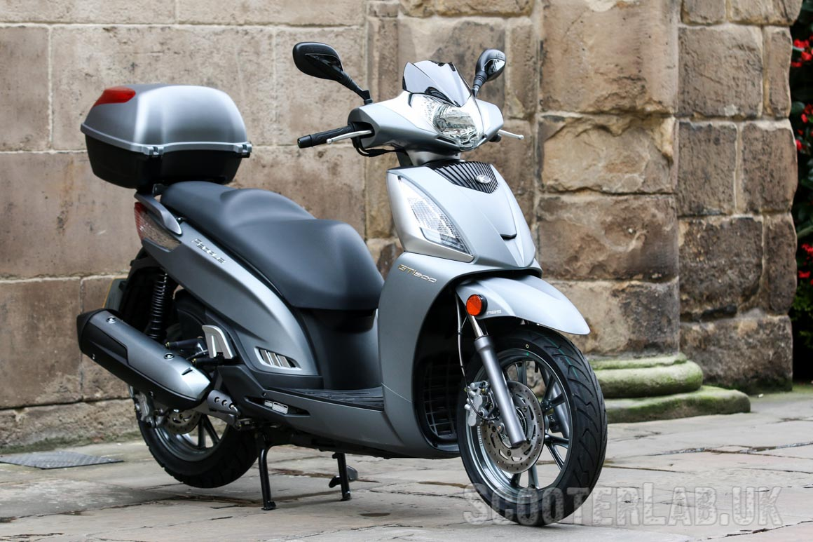 Plastic surgery: Kymco's are the only People that get better looking with age.