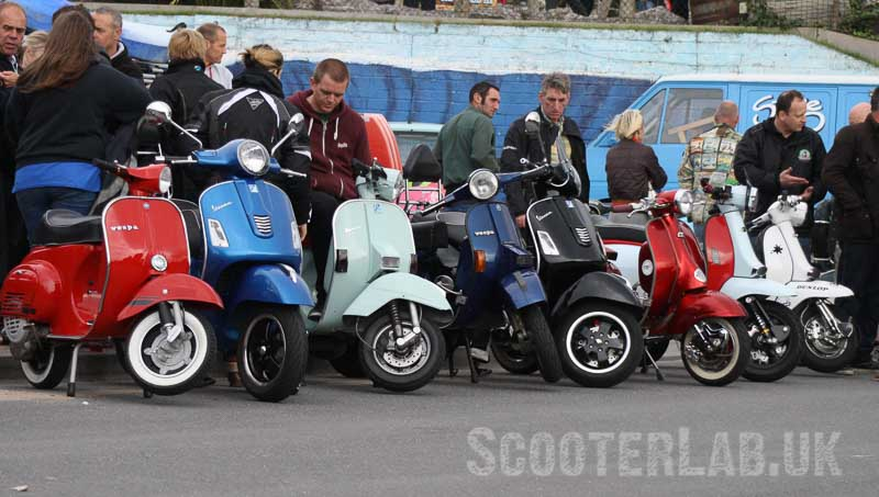 Woolacombe National scooter rally 2016 | RALLERY