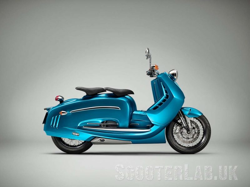 67hp Piper J1 – world's quickest production scooter? | NEWS