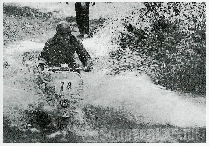 Ada Pace – from Vespa racing to F1 | NOSTALGIA