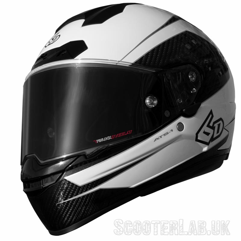 fe1a3a63 Pinlock Overlay - currently only fits helmets with 2-dimension visors