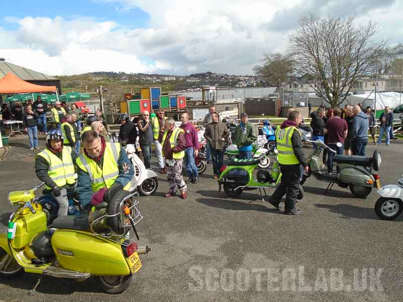 South West Scooter Clubs – Teignmouth | RALLERY