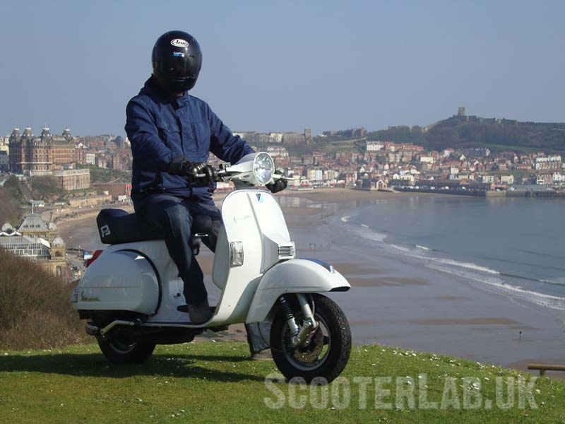 A year on a Vespa PX 125 | Feature