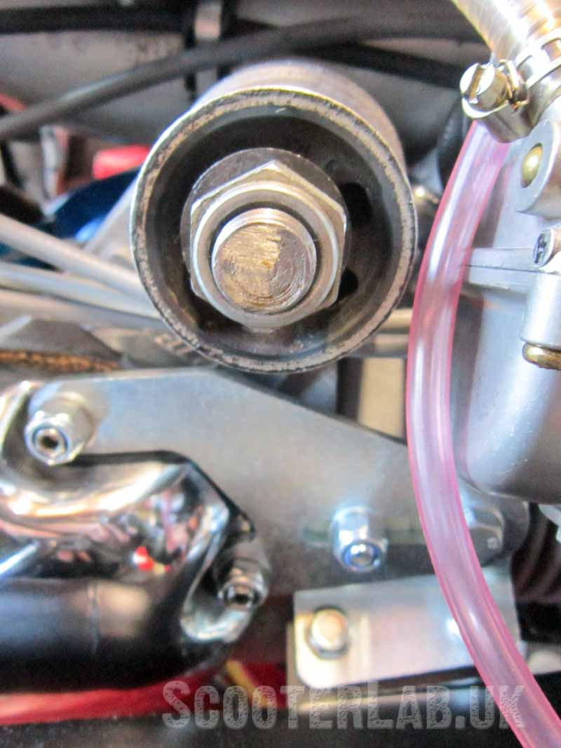 Often overlooked, decent engine mounts are a worthwhile investment