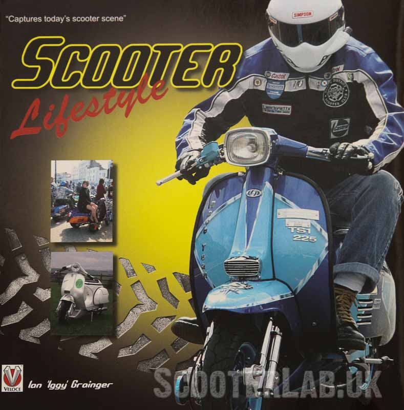 Scooter Lifestyle book back in print   NEWS