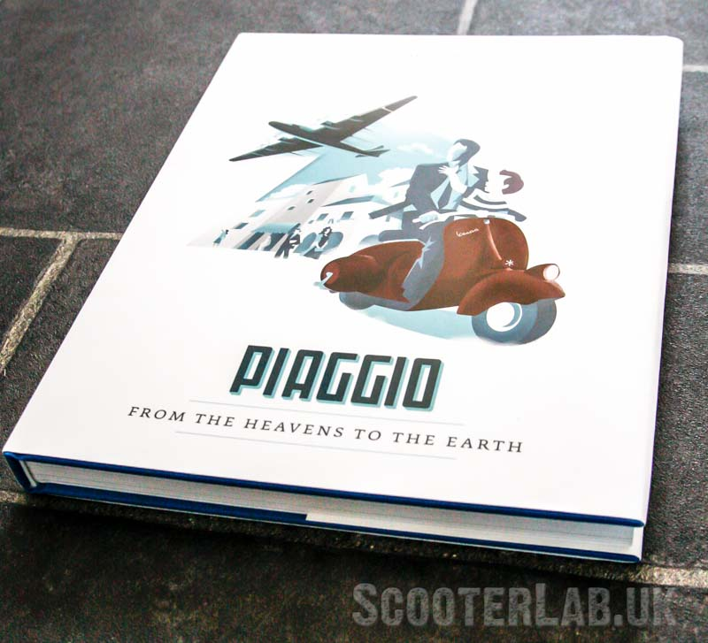 Piaggio: From the Heavens to the Earth | BOOK REVIEW