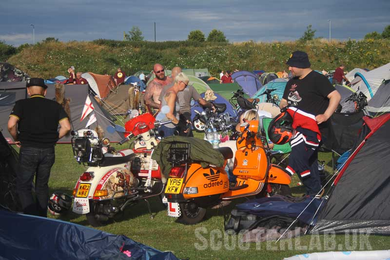 BSRA #5 Cleethorpes Scooter Rally | RALLERY