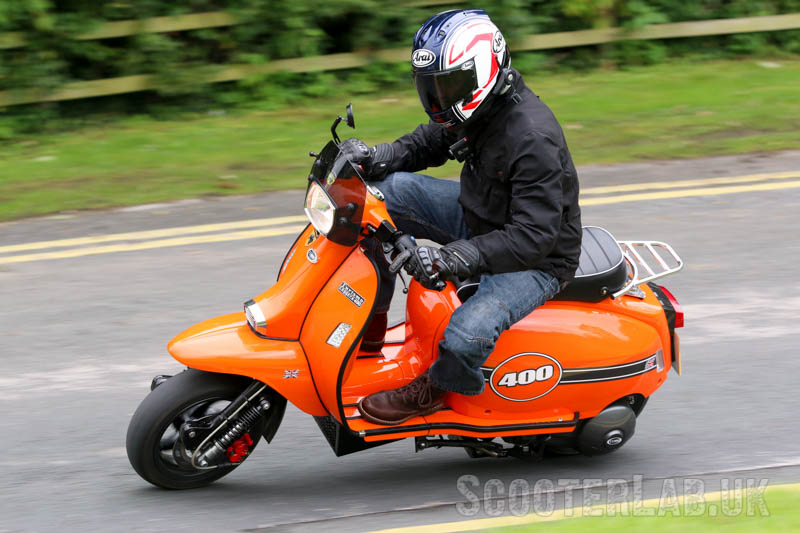 Scomadi TL 400 – Exclusive first ride | ROAD TEST