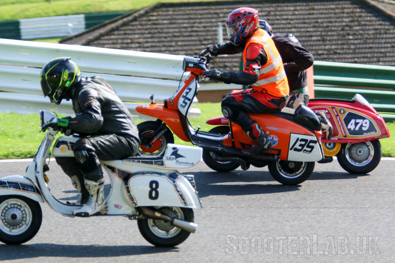 BSSO Scooter Racing finale – Cadwell Park 2017 | SPORT