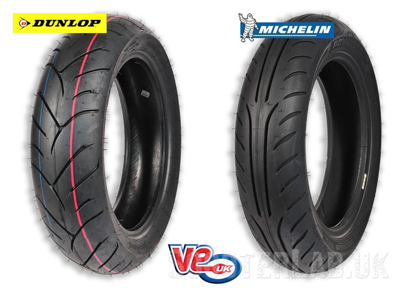 New 12″ tyres released by Dunlop & Michelin | NEWS