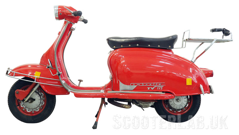Scootermania – probably the largest scooter auction in the world | NEWS