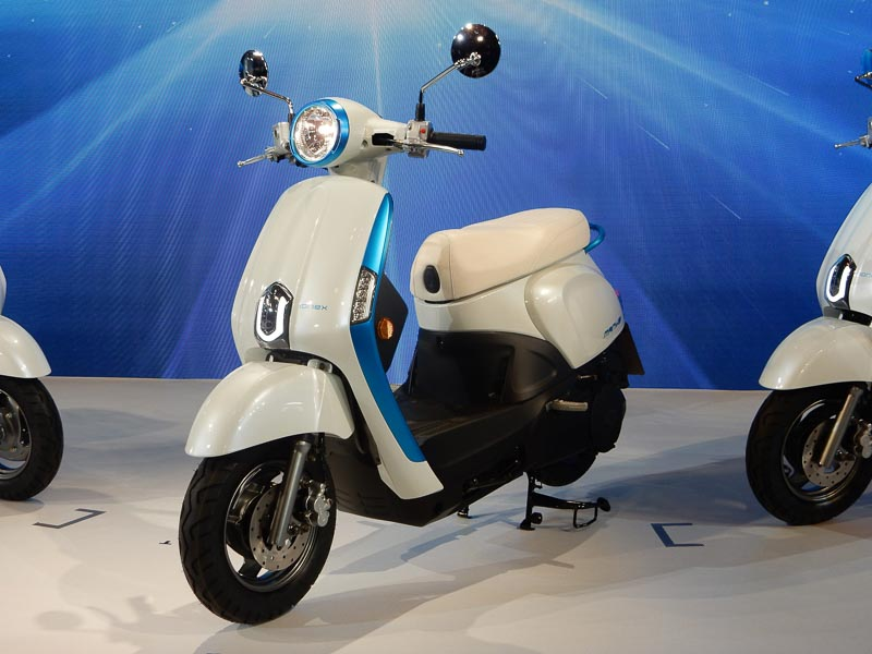 Kymco charges into India with IONEX | NEWS