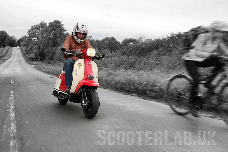 World exclusive Scomadi TT200 | ROAD TEST - ScooterLab