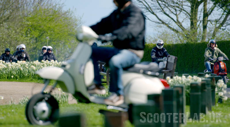 THE SCOOTERISTS film interview with Andy Hylton | FEATURE