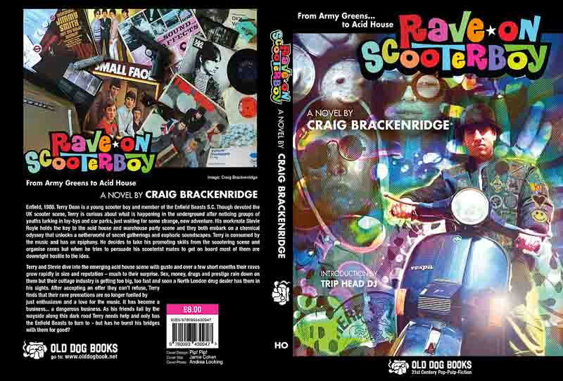 Book review – Rave on Scooterboy | FEATURE