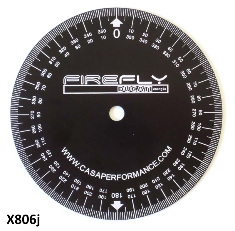 NEW product CP J Range timing disc | NEWS