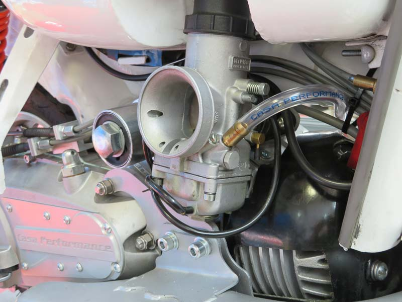 NEW Casa Performance fuel pipe | NEWS