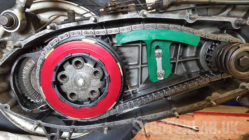 Readspeed Red Devil six plate clutch   REVIEW
