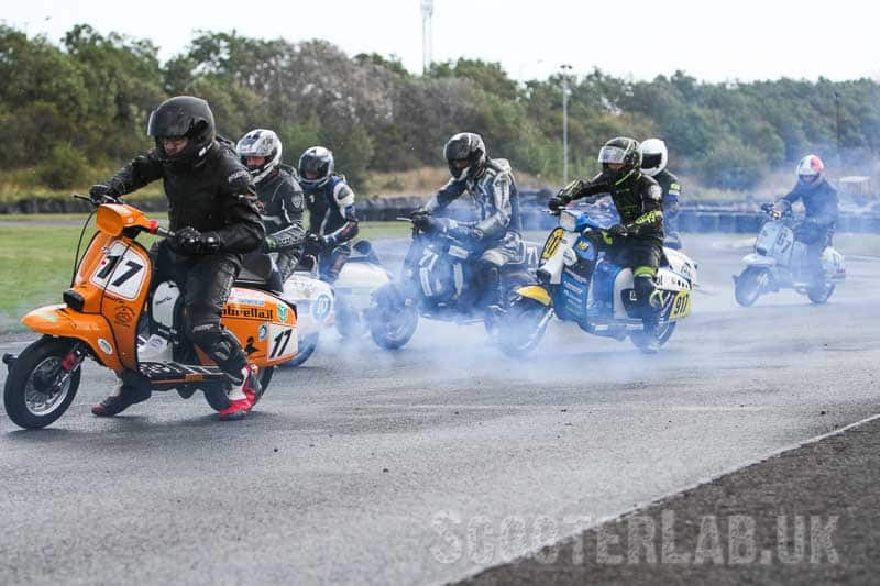 Live coverage of the British Scooter Endurance Club needs your help! NEWS