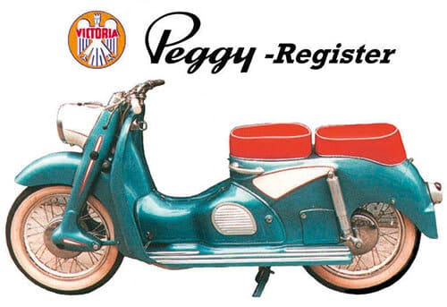Victoria Peggy from the 1950s. I know which I prefer...