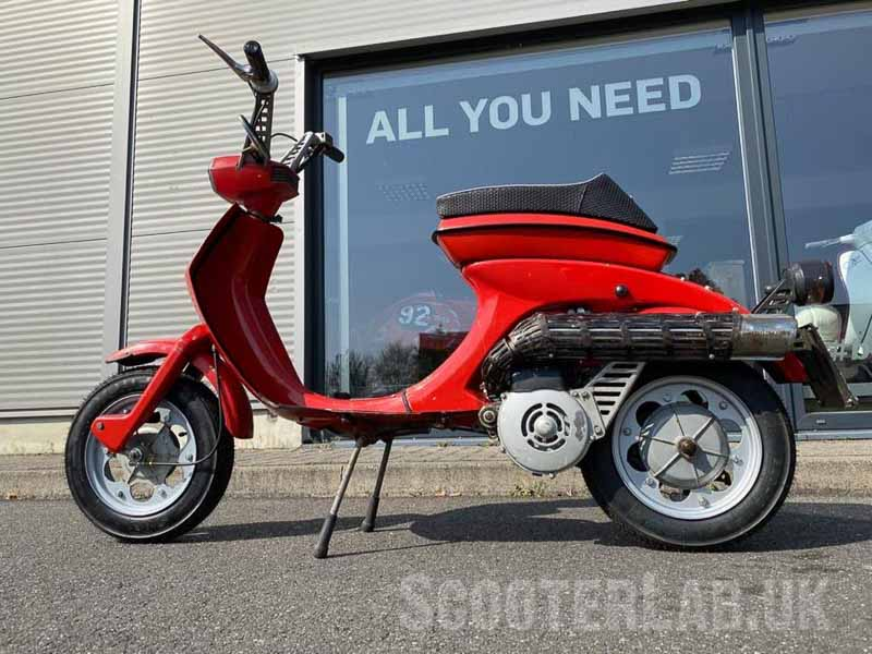 BGM seats for Lui from Scooter Center | NEWS