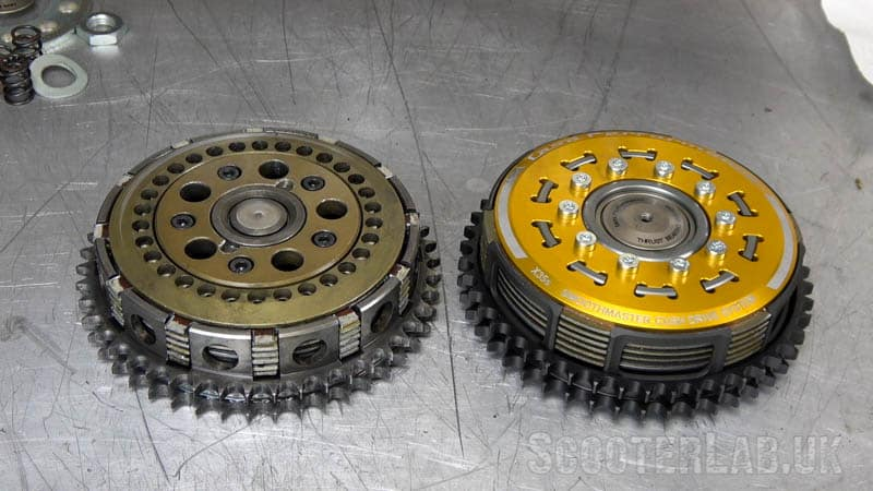 Lambretta Cassette Clutches – Part 1: AF 'Road' & CP 'Smooth Master' | REVIEW