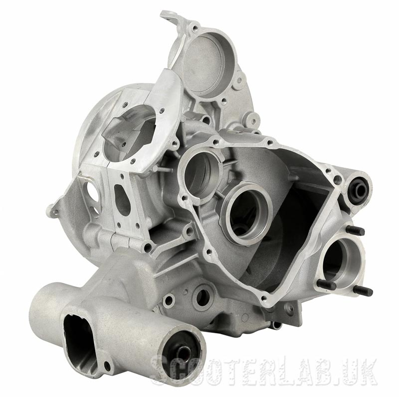 Vespa small frame crankcases from VE   NEWS