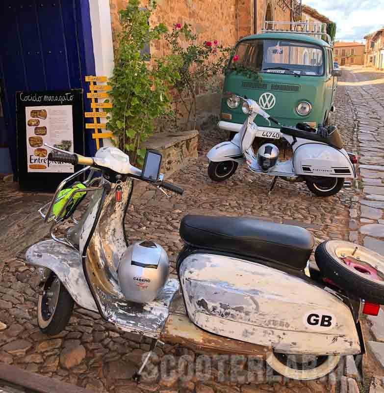 Part 1: Brit abroad Scooter Club Madrid – Ride to Hell |FEATURE