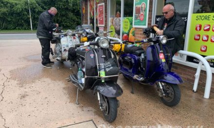 Northerners do The National Road Rally | FEATURE