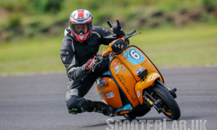 BSSO Scooter racing: Pembrey – South Wales | FEATURE